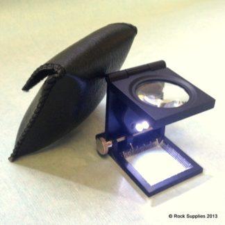 LED Linen Tester