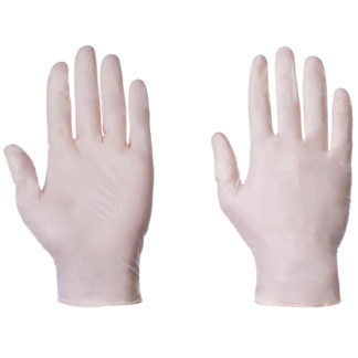 Latex Powderfree Disposable Gloves