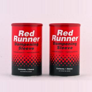 Red Runner Dampening Sleeves