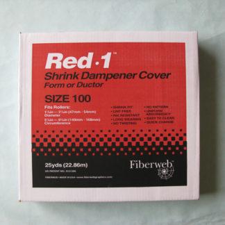 Red1 Shrink Dampener Cover