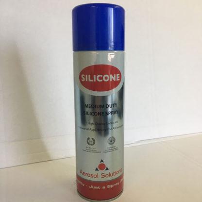 Silicone Lubricant Spray