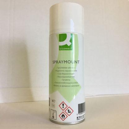 Repositionable adhesive / Spray-Mount