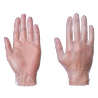 Vinyl Powdered Disposable Gloves