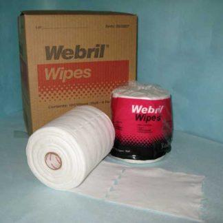 Webril Wipes